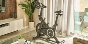 Amazon Just Released an Indoor Exercise Bike That Won't Break the Bank
