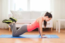The Top 5 Best Exercises to Do at Home